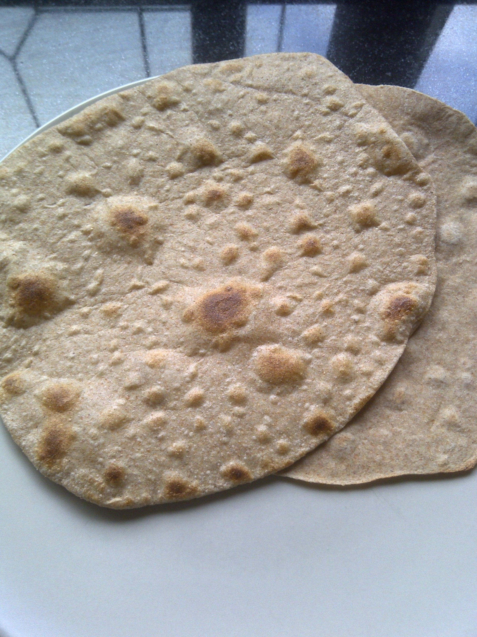 Simple Indian Flat Bread Recipe – Easy Peasy! | Simply Being Mum