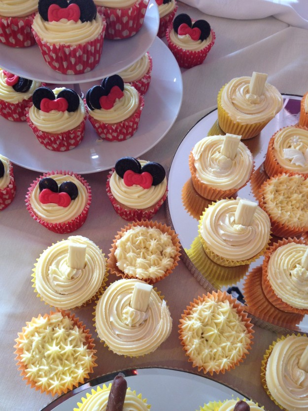 Minnie Mouse Cupcakes Apr12