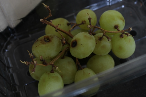 I'M GOING TO LOSE SOME GRAPES THIS FRIDAY